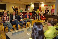 April 15, 2015, Netherlands, Den Bosch, Maaspoort, Fedcup Netherlands-Australia,   Press conference Australian team<br /> Photo: Tennisimages/Henk Koster