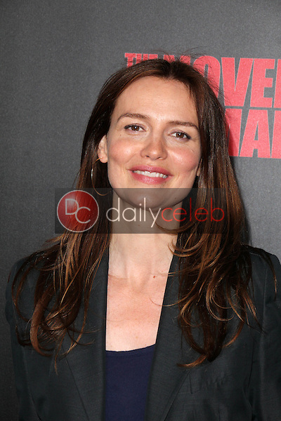 Saffron Burrows<br /> at the &quot;The November Man&quot; World Premiere, TCL Chinese Theater, Hollywood, CA 08-13-14<br /> David Edwards/DailyCeleb.com 818-249-4998