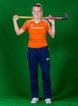 AMSTELVEEN- HOCKEY - ILSE KAPELLE.  lid van de trainingsgroep van het Nederlands dames hockeyteam. COPYRIGHT KOEN SUYK