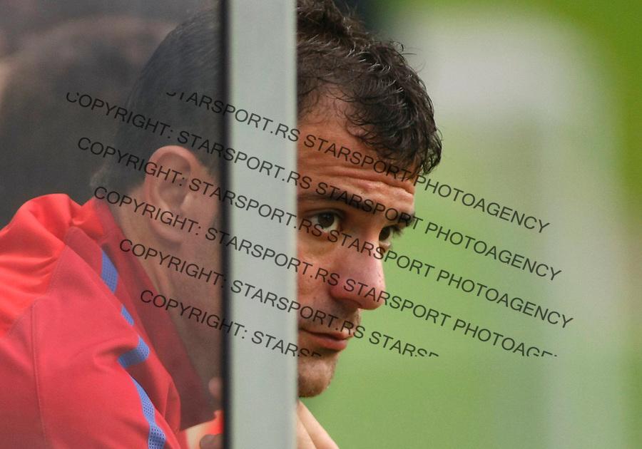 Fudbal, World Cup 2010, preparations.Austria international test match.Serbia Vs. New Zeland, friendly match.Dejan Stankovic.Klagenfurt, 29.05.2010..foto: Srdjan Stevanovic/Starsportphoto ©