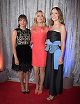 Rashida Jones, Kate Hudson and Olivia Wilde attends The IWMF Courage in Journalism Awards held at The Beverly Hilton Hotel in Beverly Hills, California on October 28,2014                                                                               © 2014 Hollywood Press Agency