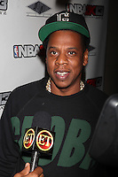 NEW YORK, NY - SEPTEMBER 26: Jay Z  in attendance as JAY Z hosts the premiere of 2K Sports' NBA2K13 at his very own 40/40 nightclub in New York City and enjoying a performance by Meek Mill. 40/40 Club in New York City. September 26, 2012. © Diego Corredor/MediaPunch Inc. /NortePhoto.com