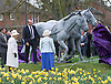 THE QUEEN, DUKE OF EDINBURGH AND PRINCE WILLIAM <br /> attend the Windsor Greys statue unveiling in Windsor, Berkshire. <br /> The statue marks 60 years of The Queen's Coronation in 2013 and the important role played by Windsor Greys in the ceremonial life of the Royal Family and the Nation_31/03/2014<br /> Mandatory Credit Photo: &copy;Dias/NEWSPIX INTERNATIONAL<br /> <br /> **ALL FEES PAYABLE TO: &quot;NEWSPIX INTERNATIONAL&quot;**<br /> <br /> IMMEDIATE CONFIRMATION OF USAGE REQUIRED:<br /> Newspix International, 31 Chinnery Hill, Bishop's Stortford, ENGLAND CM23 3PS<br /> Tel:+441279 324672  ; Fax: +441279656877<br /> Mobile:  07775681153<br /> e-mail: info@newspixinternational.co.uk