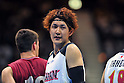 Takuya Kawamura (JPN), JULY 3rd, 2011 - Basketball : Basketball Japanese representative international friendly match 2011, between Japan 69-78 S Oliver Baskets Wuerzburg (GER) at 2nd Yoyogi Gymnasium, Tokyo, Japan. (Photo by Jun Tsukida/AFLO SPORT) [0003].