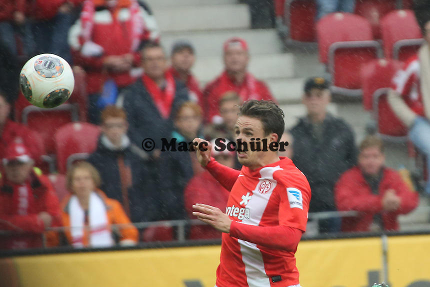 Nicolai Mueller (Mainz) - 1. FSV Mainz 05 vs. TSG 1899 Hoffenheim, Coface Arena, 8. Spieltag