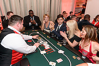Bulls and Blackjack Celebrity Poker Tournament in River Oaks