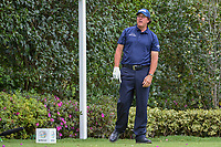 Phil Mickelson (USA) watches his tee shot on 17 during round 2 of the World Golf Championships, Mexico, Club De Golf Chapultepec, Mexico City, Mexico. 2/22/2019.<br /> Picture: Golffile | Ken Murray<br /> <br /> <br /> All photo usage must carry mandatory copyright credit (&copy; Golffile | Ken Murray)