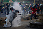Riots in Chile goes on by Pablo Rojas