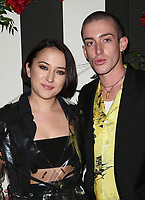 WEST HOLLYWOOD, CA - NOVEMBER 30: Zelda Williams, Guest, at LAND of distraction Launch Event at Chateau Marmont in West Hollywood, California on November 30, 2017. Credit: Faye Sadou/MediaPunch