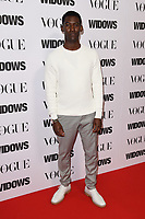 "LONDON, UK. October 31, 2018: Malachi Kirby at the ""Widows"" special screening in association with Vogue at the Tate Modern, London.<br /> Picture: Steve Vas/Featureflash"