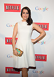 WASHINGTON, DC - MAY 2: Bellamy Young attending the Google and Netflix party to celebrate White House Correspondents' Dinner on May 2, 2014 in Washington, DC. Photo Credit: Morris Melvin / Retna Ltd.