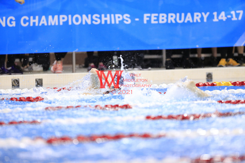 The 2018 Big Ten Conference Women's Swimming and Diving championships hosted by the Ohio State universityat the McCorkle Aquatic Pavilion. February 16, 2018