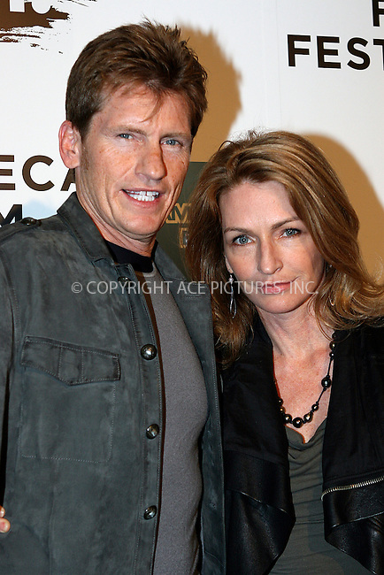 WWW.ACEPIXS.COM . . . . .  ....April 20 2011, New York City....Comedian Denis Leary and Anne Leary arriving at the premiere of 'The Union' at the 2011 Tribeca Film Festival at North Cove at World Financial Center Plaza on April 20, 2011 in New York City.....Please byline: NANCY RIVERA- ACEPIXS.COM.... *** ***..Ace Pictures, Inc:  ..Tel: 646 769 0430..e-mail: info@acepixs.com..web: http://www.acepixs.com