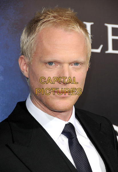 "PAUL BETTANY.World Premiere of ""Legion"" held at The Arclight Cinerama Dome in Hollywood, California, USA..January 21st, 2010.headshot portrait black white.CAP/RKE/DVS.©DVS/RockinExposures/Capital Pictures."