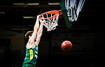 S&ouml;dert&auml;lje 2014-10-01 Basket Basketligan S&ouml;dert&auml;lje Kings - Norrk&ouml;ping Dolphins :  <br /> S&ouml;dert&auml;lje Kings Darko Jukic g&ouml;r po&auml;ng p&aring; en dunk i slutet av matchen mot Norrk&ouml;ping Dolphins <br /> (Foto: Kenta J&ouml;nsson) Nyckelord:  S&ouml;dert&auml;lje Kings SBBK T&auml;ljehallen Norrk&ouml;ping Dolphins