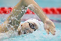 Yosuke Miyamoto, September 4, 2011 - Swimming : Yosuke Miyamoto competes in the Intercollegiate Swimming Championships, men's 1500m Free style final at Yokohama international pool, Kanagawa. Japan. (Photo by Yusuke Nakanishi/AFLO SPORT) [1090]