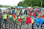 Farmers protest at Kerry Group