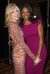 Judith Light & Audra McDonald.Behind the Scenes at the 2012 Tony Award-Meet The Nominees Press Reception at Millennium Broadway Hotel on May 2, 2012 in New York City. © Walter McBride/WM Photography .