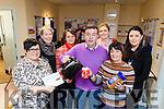 Tralee Local Employment Service will hold a coffee morning on Friday December 9th in aid of Adapt Kerry Women's Refuge. Pictured were: Kristine Sasko, Eileen Kelliher, Siobhan Coffey, Michael Crean, Elaine McKenna, Marier Dennehy and Katie Allen.