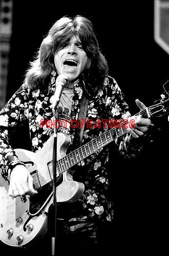 Dave Edmunds 1973 on Top Of The Pops.© Chris Walter.