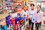 l-r  Geraldine White, Fidelma Trant and Trish Sheehan from Trant's Pharmacy