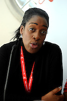 Labour Party Annual Conference<br /> Brighton<br /> 27-30 September<br /> Fringe meeting 'Backing the working class and beyond: How can we get a parliament that looks like us?' organised by Labour List and UNITE trade union.<br /> Kate Osamor MP.