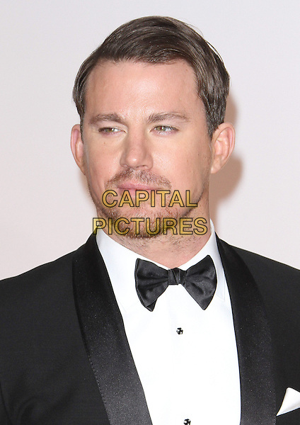 22 February 2015 - Hollywood, California - Channing Tatum. 87th Annual Academy Awards presented by the Academy of Motion Picture Arts and Sciences held at the Dolby Theatre. <br /> CAP/ADM<br /> &copy;AdMedia/Capital Pictures Oscars