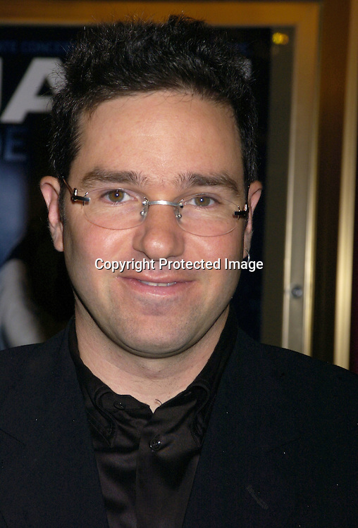 "Dave Meyers ..at the World Premiere of ""Jay-Z Fade to Black"" on ..November 4, 2004 at the Ziegfeld Theatre. ..Photo by Robin Platzer, Twin Images"