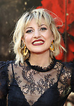 "Anais Mitchell attends the Broadway Opening Night Performance of ""Hadestown"" at the Walter Kerr Theatre on April 17, 2019  in New York City."