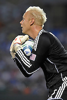 Jimmy Nielsen...Kansas City Wizards defeated New England Revolution 4-1 at Community America Ballpark, Kansas City, Kansas.