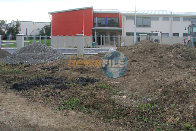 the New school being built at Clonmaddagan Navan, RE Siobhan Creaton Story.Picture Fran Caffrey www.newsfile.ie