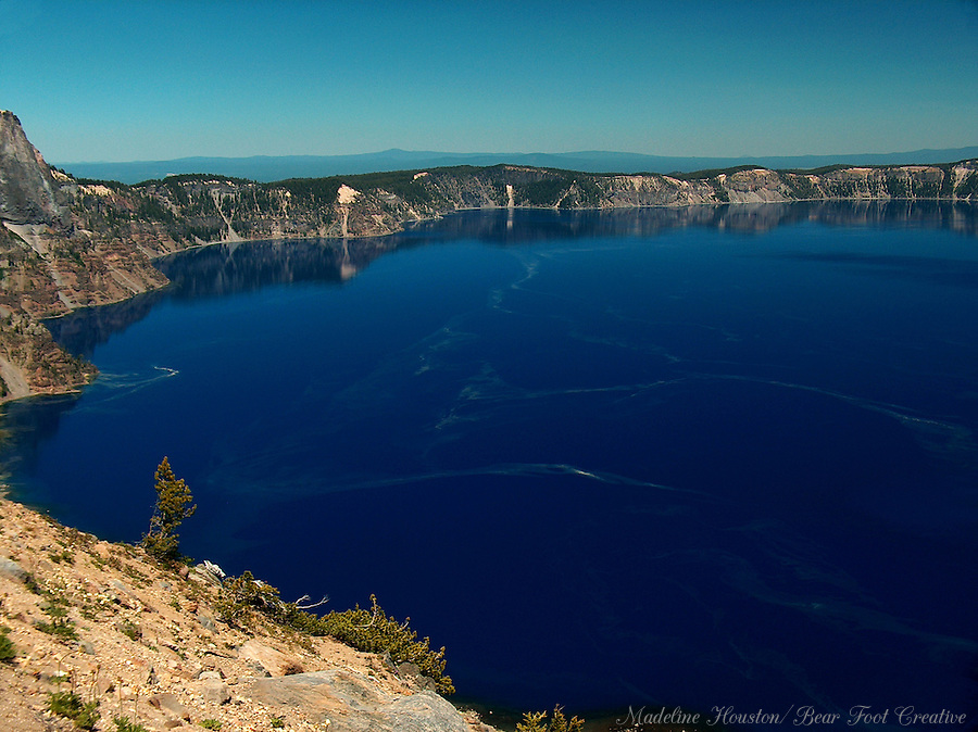 Crater Lake, Crater Lake National Park, Oregon, USA