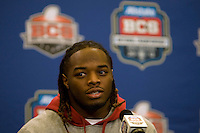 BCS Championship - Alabama Offensive Press Conference  January 05 2012