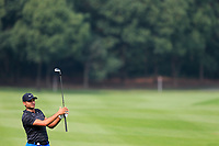 Julian Suri (USA) on the 2nd fairway during the 2nd round at the WGC HSBC Champions 2018, Sheshan Golf CLub, Shanghai, China. 26/10/2018.<br /> Picture Fran Caffrey / Golffile.ie<br /> <br /> All photo usage must carry mandatory copyright credit (&copy; Golffile | Fran Caffrey)