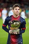 2013-01-16-FC Barcelona vs Malaga CF: 2-2.