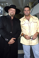Montgomery Gentry at the first ever CMT Flameworthy Video Music Awards at the Gaylord Entertainment Center in Nashville Tennesee. 6/12/02<br /> Photo by Rick Diamond/PictureGroup