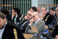 Roma, 19 Novembre 2015<br /> Pierpaolo Pedetti<br /> Aula bunker di Rebibbia<br /> Terza udienza del processo Mafia Capitale, Roma Capitale, avvocati,