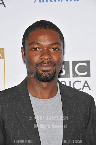 David Oyelowo at BAFTA/LA's sixth annual TV Tea Party to celebrate the Emmys at the Intercontinental Hotel, Century City..September 20, 2008  Los Angeles, CA.Picture: Paul Smith / Featureflash