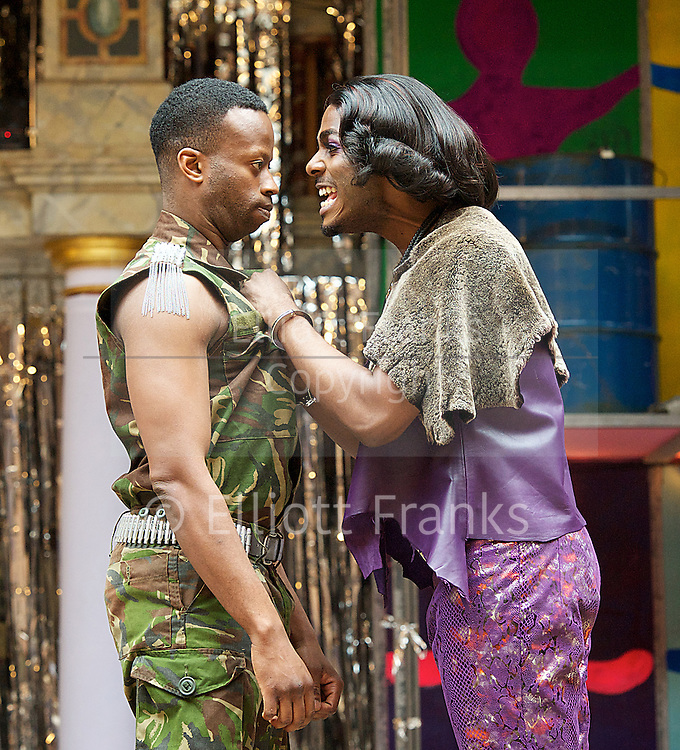 The Lightening Child<br />
