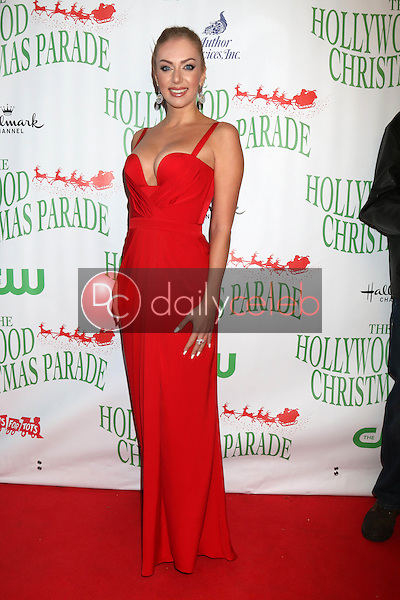 Julia Ara<br /> at the 85th Annual Hollywood Christmas Parade, Hollywood Boulevard, Hollywood, CA 11-27-16<br /> David Edwards/DailyCeleb.com 818-249-4998