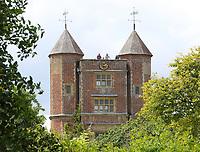 JUL 14 Sissinghurst Castle Garden, Kent