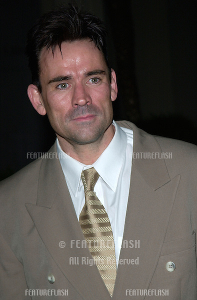 Actor TREVOR GODDARD at the Los Angeles premiere of his new TV movie When Billie Beat Bobby..04APR2001.   © Paul Smith/Featureflash