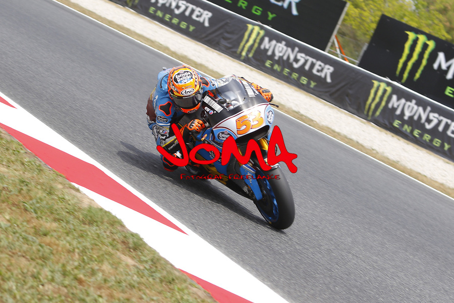 Tito Rabat (SPA) EG 0,0 Marc VDS, Free practice, Gran Premi Monster Energy de Catalunya