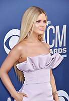 LAS VEGAS, CA - APRIL 07: Maren Morris attends the 54th Academy Of Country Music Awards at MGM Grand Hotel &amp; Casino on April 07, 2019 in Las Vegas, Nevada.<br /> CAP/ROT/TM<br /> &copy;TM/ROT/Capital Pictures