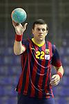2013-09-24-FC Barcelona vs Reale Ademar Leon: 38-24.