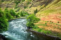 Imnaha River,  Hells Canyon National Recreation Area, Oregon