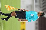 Al Wahda vs Al Sadd during the 2015 AFC Champions League Play off match on February 17, 2015 at the Al Nahyan Stadium in Abu Dhabi, UAE. Photo by Adnan Hajj / World Sport Group
