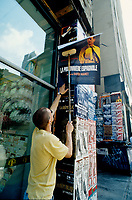 1990 File Photo - Montreal (qc) CANADA - Posters