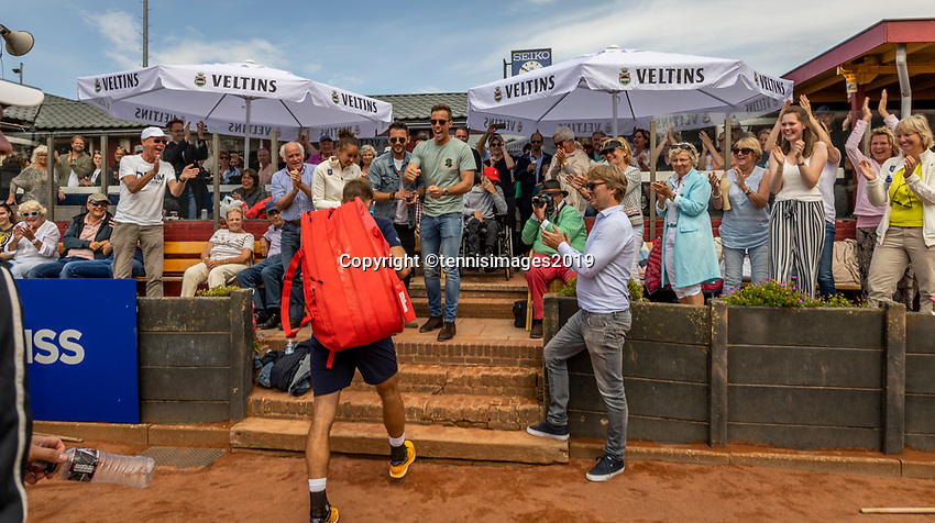 Zandvoort, Netherlands, 9 June, 2019, Tennis, Play-Offs Competition, <br /> Photo: Henk Koster/tennisimages.com