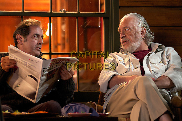 DAVID PROVAL, JACK HELLER.in Just 45 Minutes from Broadway (2012) .*Filmstill - Editorial Use Only*.CAP/FB.Supplied by Capital Pictures.